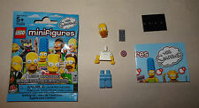 "LEGO (71005) Minifigure - The Simpsons - Series 1 - ""Homer Simpson"" NEW!"