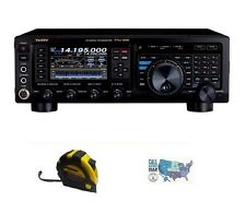 Yaesu FT-DX1200 HF 100W Contest Base Radio with FREE Radiowavz Antenna Tape!