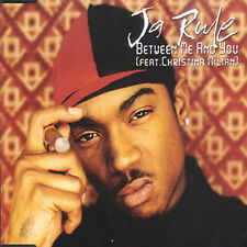 """Between Me and You [12""""] [Single] by Ja Rule (CD, Dec-2000, Def Jam (USA))"""