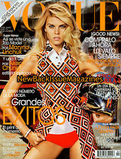 Spanish Vogue 9/12,Maryna Linchuk,September 2012,NEW