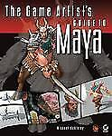 The Game Artist's Guide to Maya by Michael McKinley (2005, Paperback)