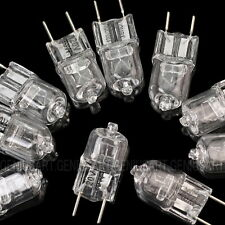 10pcs G8 120V 20W 20watt Halogen Light Bulbs Lamps 120 Volt 20watts hu4d