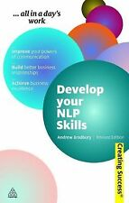 Develop Your NLP Skills: Understand Yourself and Others; Be a Better C-ExLibrary