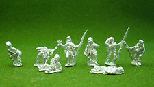 1st Corps, 28mm American Civil War Casualties Kepi, historical.unpainted,