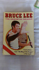 "BRUCE LEE THE IMMORTAL DRAGON"" RARE 1978 HK Magazine with PHOTO INSERT"