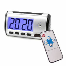 SECRET DIGITAL magic SPY CAM CLOCK HIDDEN VIDEO CAMERA DVR CCTV MOTION DETECTOR