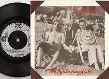 THE CHORDS THE BRITISH WAY OF LIFE 45+PS 1980 MOD REVIVAL THE JAM CHRIS POPE WHO