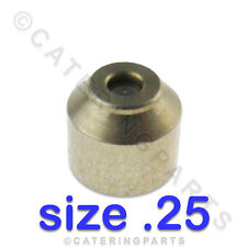 CPUK IN06 SIZE .25 LPG GAS PILOT ASSEMBLY ORIFICE JET INJECTOR LP PROPANE LPG