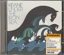 KEANE : UNDER THE IRON SEA / CD - NEU