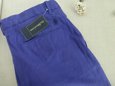 BNWT  Ralph Lauren Polo Golf  Purple Barrow Fit  Chinos Trousers size W32 L30