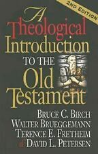 A Theological Introduction to the Old Testament by Walter Brueggemann, David...