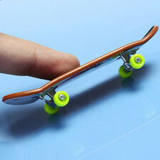 Truck Skateboard Figures Mini Finger Board Deck Tech Boy Kid Children Party Gift