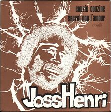 "JOSS HENRI ""COUZIN COUZINE"" BIGUINE SP ISSA 5068"