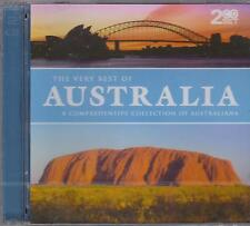 THE VERY BEST OF AUSTRALIA on 2 CD's - NEW -