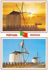 B70550 Moulins a vent Wind mills in Portugal