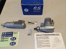 OS Engines MAX 61 FX stroke engine New in Box o.s. fx 61 nib  rc airplane