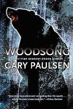 Woodsong by Paulsen, Gary, Good Book