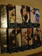 OPERA COMPLETA IN 11 DVD François TRUFFAUT COLLECTION L'AMORE FUGGE BACI RUBATI