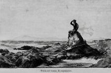 1892=SARDEGNA=PESCA DEL TONNO, IL SEGNALATORE=.XILOGRAFIA EDITORIALE.