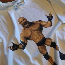 Goldberg WCW Wrestling Vintage T-Shirt XXL TNA WWE WWF NWO ECW Priority Mail