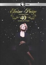 Elaine Paige - Celebrating 40 Years On Stage (DVD, 2010)