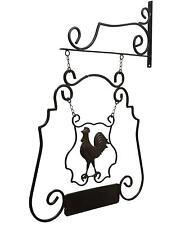 style ancienne enseigne de porte portail d entrée murale equerre credance fer