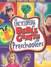 The Encyclopedia of Bible Crafts for Preschoolers Group Publishing Inc Books-Goo