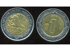 MEXIQUE 1 pesos 2008  ( bis )