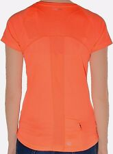 Adidas Women's Athletic Climacool Supernova Running Tee Top~Orange~Sz-L~NWT