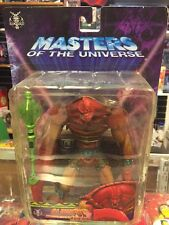 MOTU MASTERS OF THE UNIVERSE NECA Staction Clawful Four Horsemen HTF
