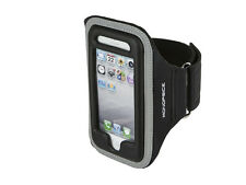 Monoprice 9905 Neoprene Sports Armband for iPhone 5/5s/5c - SM/MED - Black