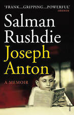 RUSHDIE,SALMAN-JOSEPH ANTON BOOK NEW