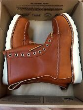 NIB 877 Red Wing Men's 8 Inch Boot MADE IN USA SIZE 7D