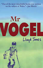 Mr Vogel Jones, Lloyd Very Good Book