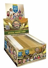 PANINI FIFA 365 ADRENALYN XL 2017 UPDATE EDITION  BOX 50 packets 300 cards