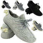 MENS RUNNING TRAINERS WOMENS FITNESS GYM SPORTS BOOST COMFY LACE UP SHOES SIZE