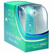Aerosure Medic - Respiratory Device Helps To Reduce Breathlessness - Drug Free