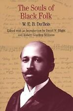The Souls of Black Folk (Bedford Series in History and Culture), W. E. B. Du Boi