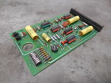 USED Alstom D-984-0579 Frequency Detection Board A/W Rev. 04