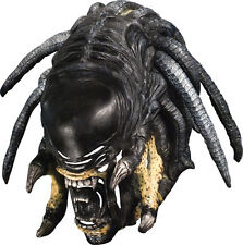 Halloween LifeSize Costume PREDATOR ALIEN HYBRID LATEX DELUXE MASK Haunted House