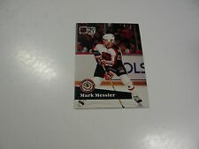Mark Messier 1991 NHL Pro Set (French) NHL All-Star card #282