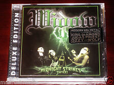 Widow: Midnight Strikes Twice! CD ECD 2010 Bonus Divebomb Records DIVE010 NEW