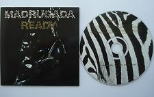 MADRUGADA  __  READY  __  1 Track PROMO CD  __  MEGA RAR !!!