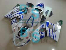 White GSXR750 Fairing + tank cover For SUZUKI GSX-R600 GSX-R750 2004-2005 164