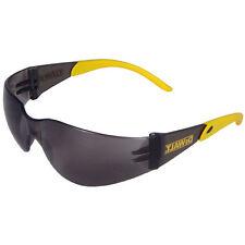DEWALT DPG54-2D SAFETY GLASSES - Smoke Lens Protector Safety Glass (12 Units)