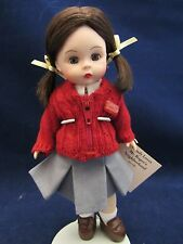 "Madame Alexander 8"" WENDY LOVES MR ROGERS NEIGHBORHOOD   MIB  #41960  (8T^)"