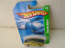 2007 HOT WHEELS TREASURE HUNT T-HUNT FORD MUSTANG GT NEW MOC