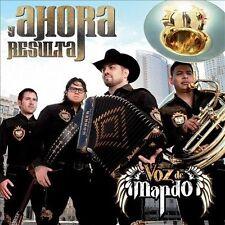 Y Ahora Resulta by Voz de Mando (CD, Dec-2012, Disa)