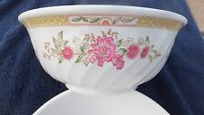 Chalice melamine ware No. 6609 Taiwan 2 vegetable serving bowls Tombolo