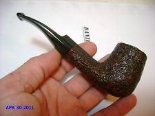 PIPA PIPE PFEIFE SMOKING  BREBBIA SERIE ROMBO SABBIATA MODELLO  12